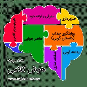 مهارتهای هفت گانه هوش کلامی